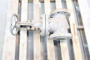 Acme 4 In 300 Steel Flanged Wedge Gate Valve D529322