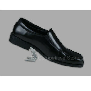 Acrylic Shoes Display Heel Rest 2 h Box Of 50 Pcs Perfect Countertop Display