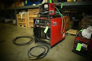Lincoln Cv 400 Complete Mig Welding Package