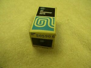 Nos Vintage Napa 205906 Air Conditioner Parts 90 Degree Hose Fitting
