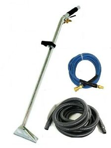 Carpet Cleaning 12 2 jets Professional Wand Hoses Combo
