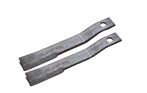 Bush Hog Cutter Blade 7555 Set Of 2