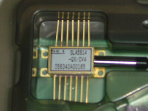 Sumitomo 1480nm 180mw Pump Laser Diode Pm Fiber And Fbg Filter Sla5653 qd 71