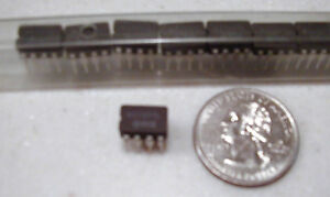 Plessey Prescaler frequency Divider Ic s Several Types Nos Sp8611a sp8660a Etc