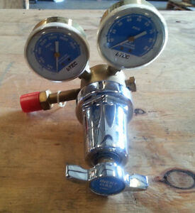 L tec Inert Gas Regulator Trimline R 76 Part Number 75 580
