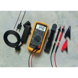 Fluke Automotive Multimeter Combo Kit Flk88 5akit New