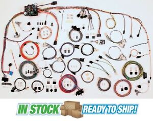 1973 83 Chevy C10 American Autowire Wiring Harness Kit Classic Update 510347
