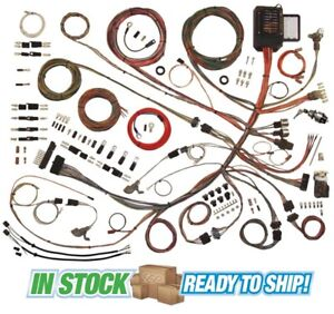 1953 1956 Ford F 100 Pickup American Autowire Wiring Harness Kit 510303