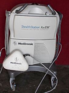Medtronic Stealthstation Axiem Surgical Navigation Technology W probe Interface