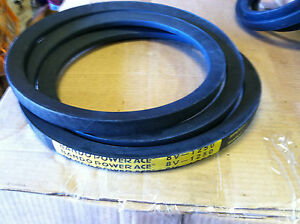 Gates V belt 8v1250 For Gravel Pit conveyor machine auger construction 1 X 125