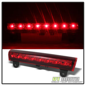 2000 2006 Chevy Suburban Tahoe Yukon Led 3rd Thrid Brake Light Lamp 00 01 02 03
