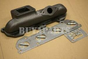 95 01 Plymouth Neon 420a 2 0l Dohc T3 T4 Flange Cast Iron Turbo Exhaust Manifold