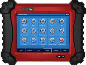 Hd pro Ii Heavy Truck Multibrand Diagnostic Scan Tool Hino Ford Ud Gmc Fuso