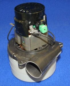 Tennant 130477am Vac Motor 24v Dc 3 Stage