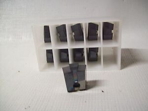 Lot Of 10 Spartan Carbide Inserts Scc 923 1