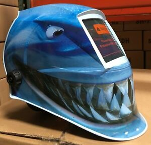 Skr New Auto Darkening Welding grinding Helmet Cheater lens ready