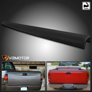 Fit 1997 2004 Ford F150 Trunk Protector Cover Tailgate Upper Molding Cap Spoiler