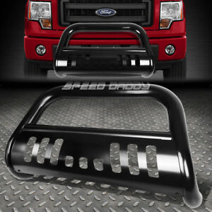 For 11 16 Ford Explorer U502 Cuv Black 3 Bull Bar Push Bumper Grille Guard Skid
