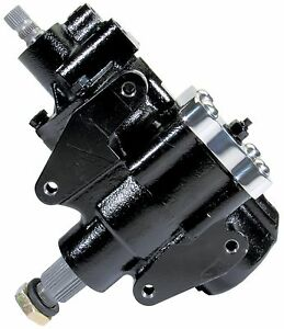 67 88 Chevy C10 Gmc Truck 2wd Cpp 500 Series Quick Ratio Power Steering Gear Box