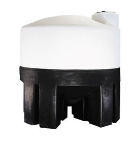 750 Gallon Cone Bottom Tank And Stand