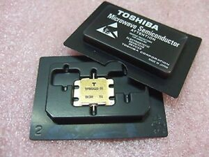 Toshiba Tpm2626 30 Microwave Power Gaas Fet New In Box Made In Japan