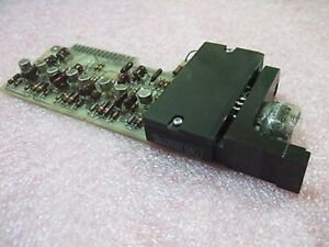 Hp Agilent Circuit Board Assembly P n 05212 6016 Series 1336 With Nixie Tube