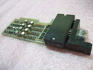 Hp Agilent Circuit Board Assembly P n 05248 60017 Series 852 With Nixie Tube