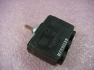 Riverside Ms39061 8 Toggle Switch New Military Surplus