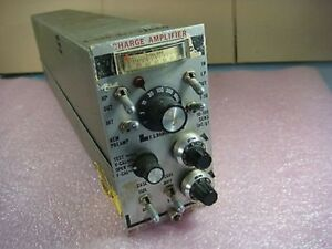 Unholtz Dickie D22 Series Charge Amplifier Model D22pmho