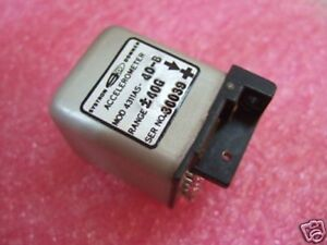 Systron Donner Accelerometer 4311as 40 b New 4311as40b