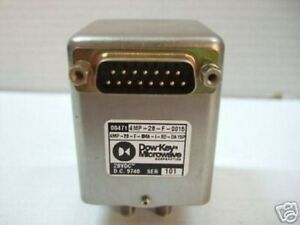 Dowkey Microwave Rf Switch 4mp 28 f sma i sd da15p 0015