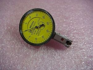 Mitutoyo 0 25 0 513 426 Jeweled Anti Magnetic Dial Test Indicator Japan