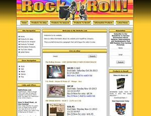 Music Videos Music Mp3 Store Ebay Amazon Clickbank Affiliate Website For Sale