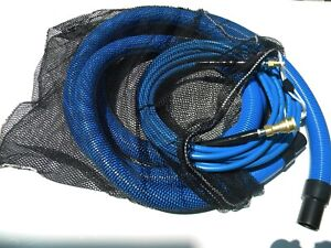 Carpet Cleaning 25 Vacuum Solution Hoses Qd And Hose mesh bag