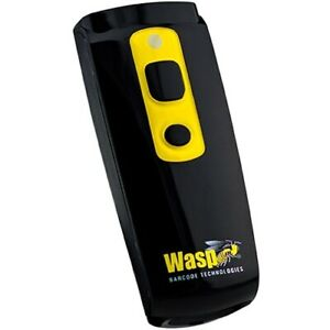 Wasp Wws250i Pocket Barcode Scanner Wireless Connectivity1d 2d Bluetooth