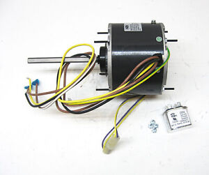 Ac Air Conditioner Condenser Fan Motor 1 4 Hp 1075 Rpm 230 Volts For Fasco D7909