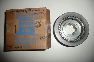 62 66 Ford Galaxie Ltd Fairlane 3 Speed Overdrive 2nd 3rd Synchronizer Nos