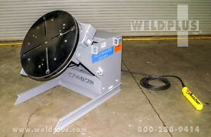 Welding Positioner 3000 Lb Preston Eastin