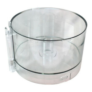 Robot Coupe 2 1 2 Qt Clear Bowl 117900s