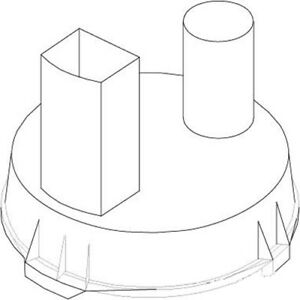 Robot Coupe Lid 101088s
