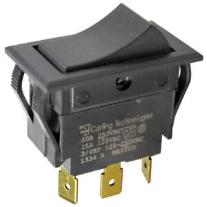 Vulcan Op Rocker Switch3 4 X 1 5 8 Spdt 00 358628 00002