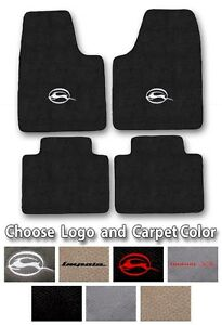 1983 2019 Chevrolet Impala Ss Carpet Floor Mats Choose Color Official Logo