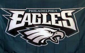 Philadelphia Eagles 3 x5 Poly Flag