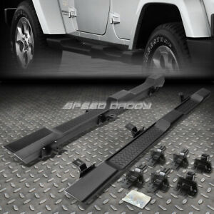 For 07 16 Jk Jeep Wrangler 4dr Oe Factory Style Side Step Running Board Nerf Bar