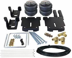 Tow Assist Over Load No Drill Level Kit For 07 18 Chevy 1500 Air Bag Suspension