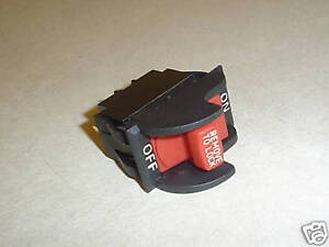Delta Switch For 22 540 12 Planer