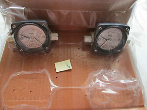 Midwest Instrument Pressure Gauge 122 122 aa 00 oo 0 15 Psid Qty 2 5000 Psi 182