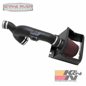 K N Performance Cold Air Intake System For 11 14 Ford F150 Turbo Ecoboost 3 5l