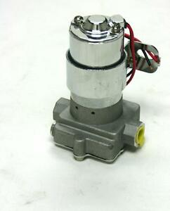 140 Gph High Flow Performance Electric Fuel Pump Pump 14 Psi Universal 3 8 Npt