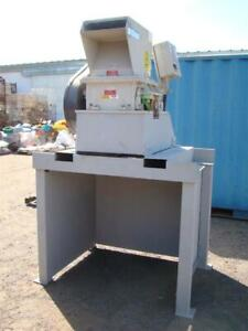 Sem Security Disintegrator Paper Shredder Granulator 15 Hp 230 460 3ph Model 15